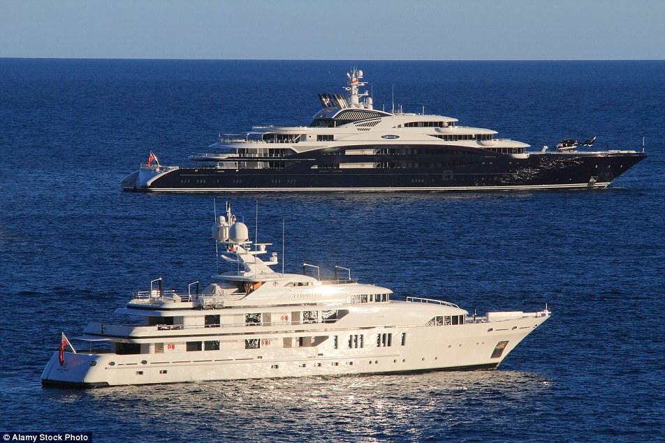 Gabriele Teruzzis Shaddai Superyacht Concept Features An