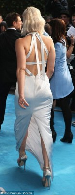 Sultry: The design was almost backless