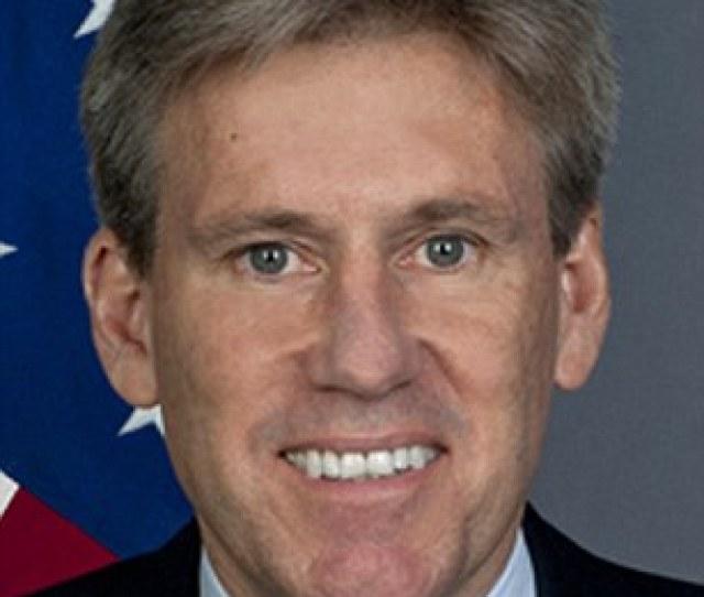 U S Ambassador Chris Stevens