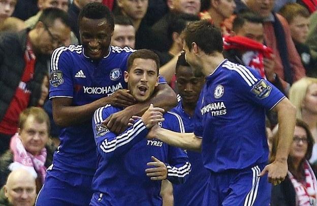 Liverpool FC vs Chelsea LIVE score: Follow the English Premier League action