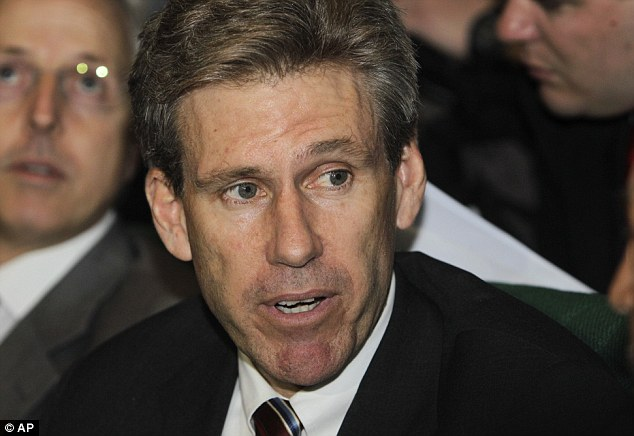 Among those killed in the terror attack was the US Ambassador to Libya Chris Stevens, pictured