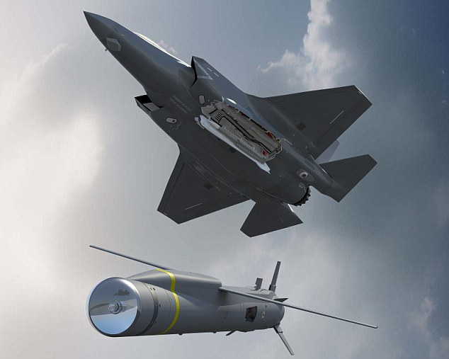 Lethal:Spear 3 will be used with the Lightning stealth fighter
