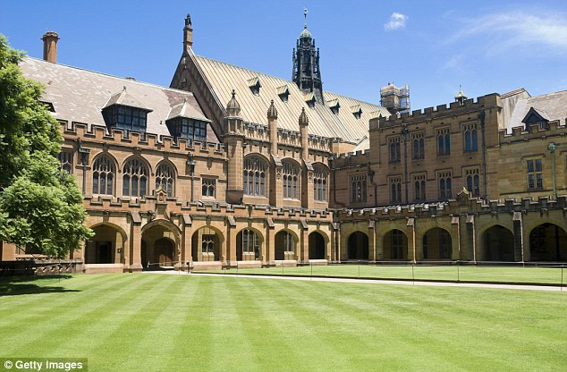 One father said his daughter was recruited in Sydney University - before she was ordered to fly to Western Australia and sever ties with him