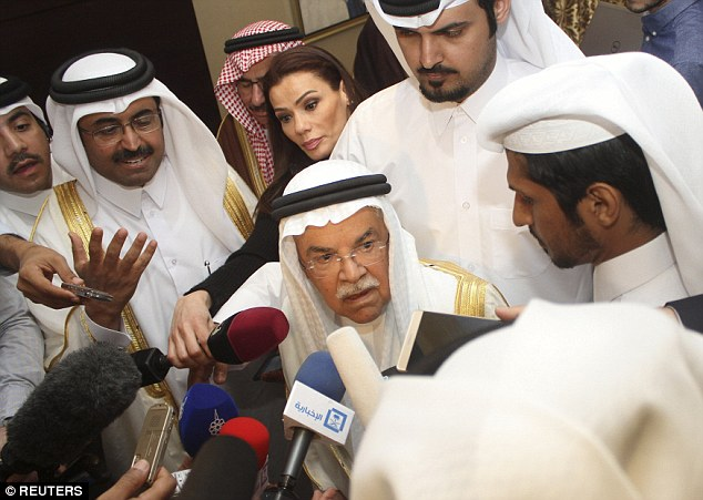 Ali al-Naimi (pictured) retired recently as Saudi Arabia's oil minister after 20 years in the job. His successor Khalid Al-Falih will take centre state at the Opec meeting next month