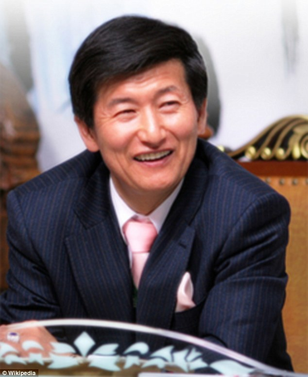 Jung Myung Seok, the leader of Christian Gospel Mission, is serving a 10-year-prison sentence in Seoul for raping and molesting his followers