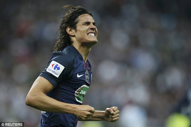 Ibrahimovic also provided the assist for PSG team-mate Edinson Cavani to score a third