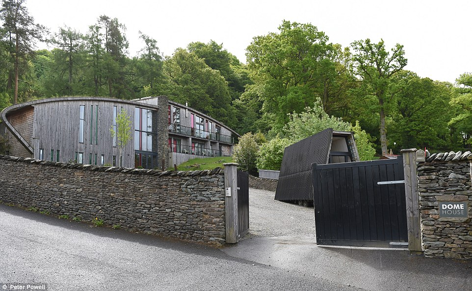 Grand Designs' Lake District Eco Lodge Crumbling And Abandoned