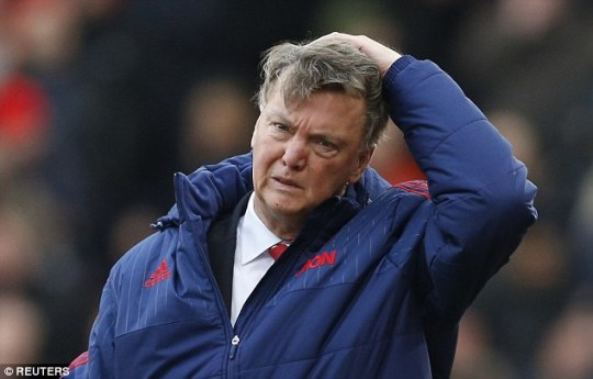 Manchester United have confirmed the sacking of Louis van Gaal with him leaving the club immediately