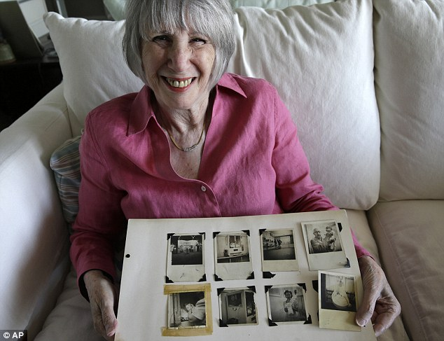 One such baby was Beth Allen (pictured) who was born three months premature in Brooklyn in 1941