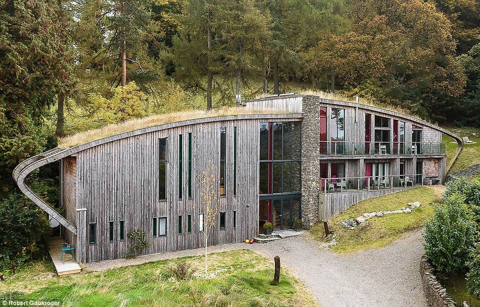 The £1million Grand Designs Eco House At The Centre Of An Eight