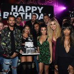 Kourtney & Khloe Party With Scott Disick In Vegas For His 33rd Birthday