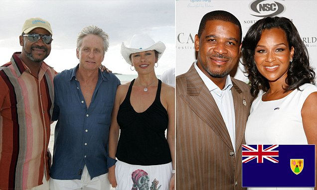 British Caribbean exPM Michael Misick goes on trial for