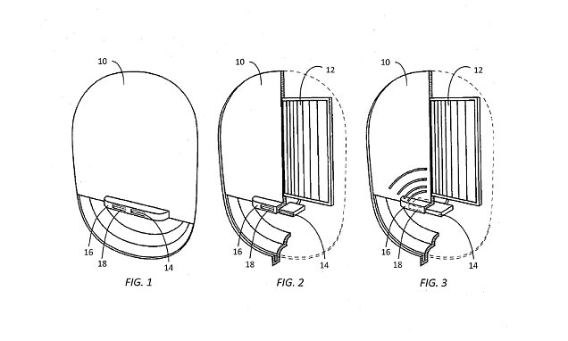 Plane window shade would charge passengers' phones and