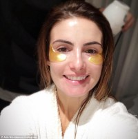 Home and Away's Ada Nicodemou indulges in a 24-carat gold ...