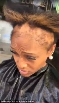 Atlanta hairstylist shares videos of clients suffering ...