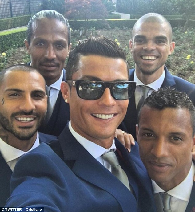 Ubuntu united nations is an initiative under the high patronage of the president of the portuguese … Cristiano Ronaldo takes centre stage once more as Portugal