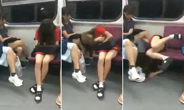 Comfortable Liveleak Video Shows Girl Fall Off Chair While