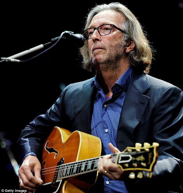 Eric Clapton Reveals Damage To Nervous System Has Left Him