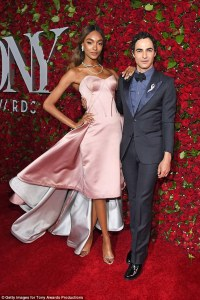Jourdan Dunn is an absolute vision at 2016 Tony Awards red ...
