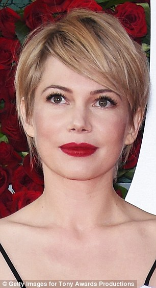 Tony Awards 2016 Make Up Guide Like Michelle Williams And