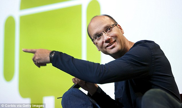 Andy Rubin, who co-founded Android, believes that AI in the future will go one step further - being so powerful that it underpins every connected device