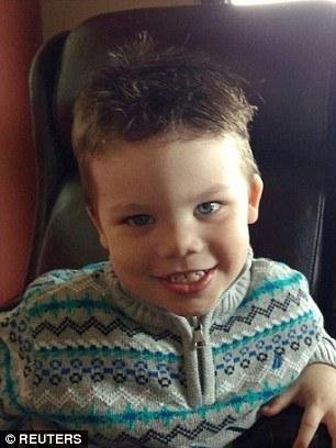 Los padres de carril Graves (foto), el niño de dos años de edad que fue arrastrado hasta su muerte por un cocodrilo, han puesto de manifiesto su son devastadas por la pérdida de su hijo