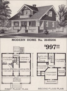 Sears Craftsman Home Plans