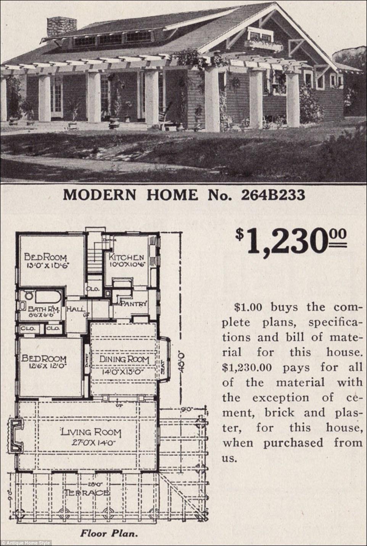 1940 Sears Catalog Homes