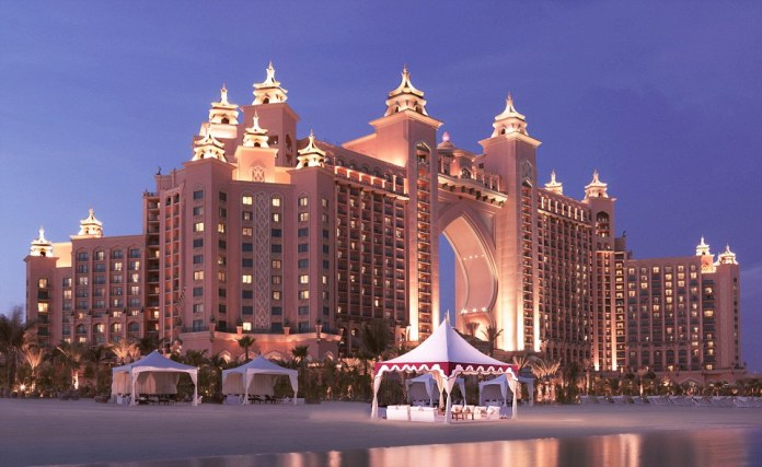 The great thing about staying at Atlantis is that everything you need is right here ¿ you don¿t have to venture outside the resort