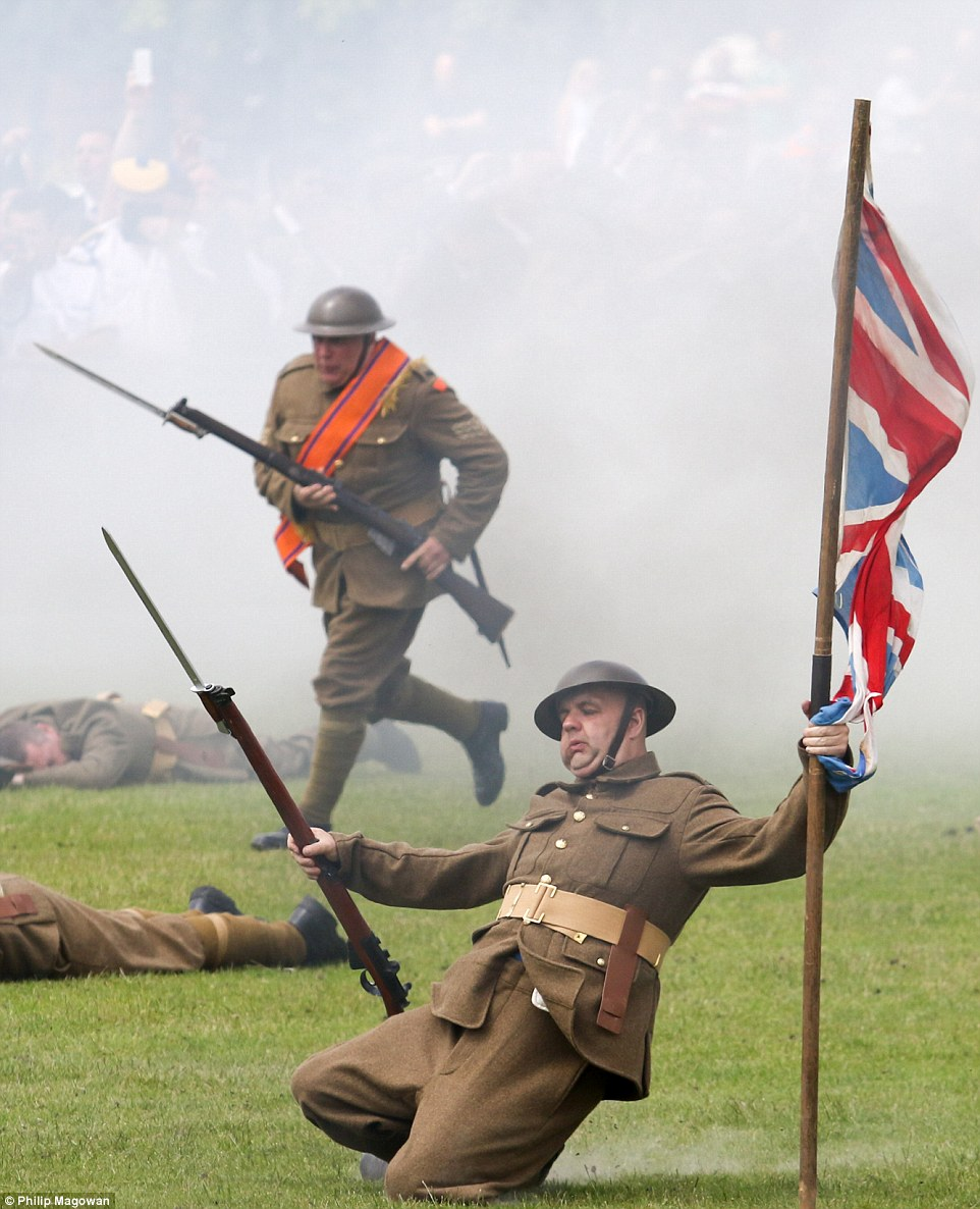 Battle Of The Somme Brought To Life In Game Of Thrones
