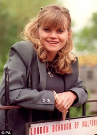 Danniella shot to fame as Sam Mitchell on EastEnders at the age of 16