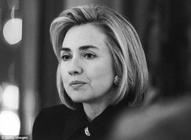 Monica was transferred to the East Executive Building where there was no approach to the West Wing. Now she was a Social Office intern under Hillary Clinton