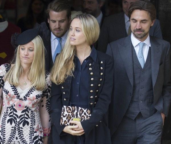 Queen Arrives Alexandra Knatchbull Wedding - Year of Clean Water