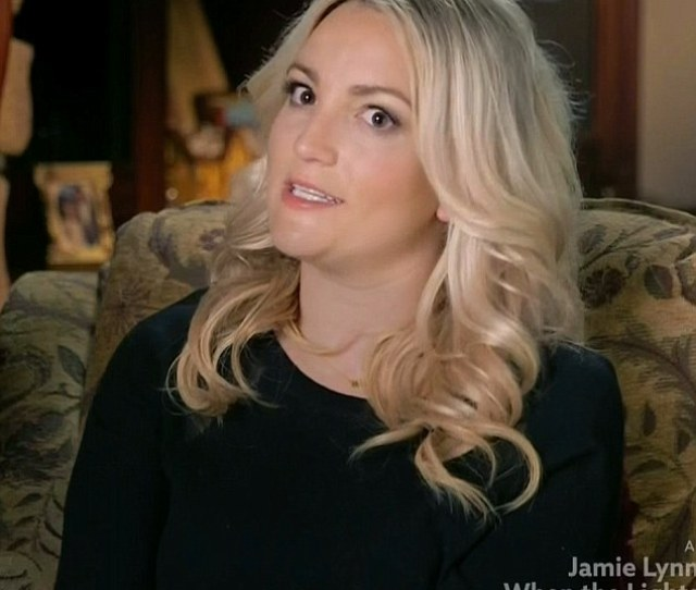 Teen Pregnancy Jamie Lynn Spears Revealed During A Documentary On Sunday That She Learned She