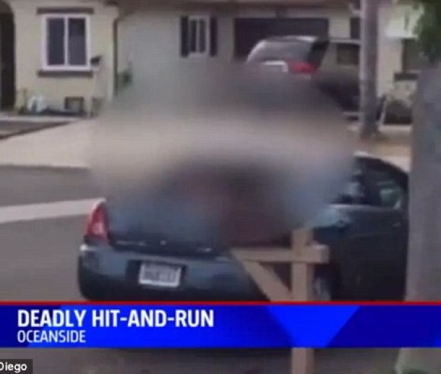 Police Say Sanchez Was Driving With Such Speed That Mr Tenhulzen Went Through The Windshield And