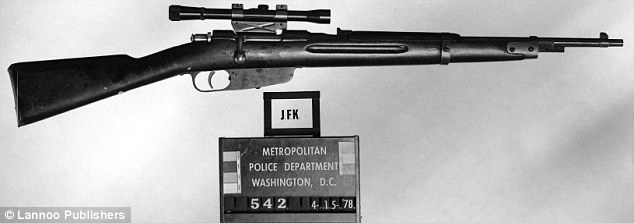 Image result for a picture of the gun Oswald used