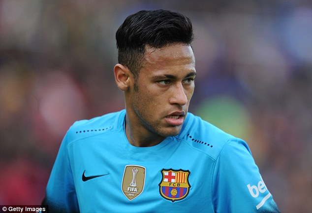 Neymar Will Sign A New Five Year Contract With Barcelona