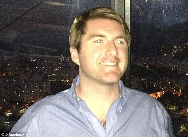 The investigation is believed to have begun after successful investment banker Thomas J Hughes (above) jumped to his death from his 24th floor luxury Manhattan apartment in May 2015