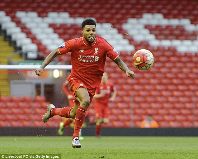 Jerome Sinclair has signed a five-year deal at Watford after they agreed a £4m package with Liverpool