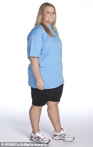 Erinn Egbert (left before The Biggest Loser, right in 2015) was the only one tested who kept the weight off