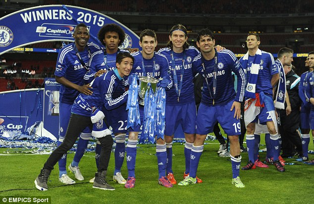 Mourinho Jr. played at youth team level for a number of clubs that his father has managed including Chelsea