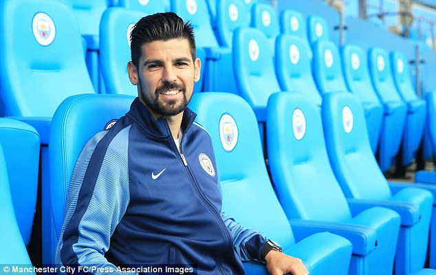 Spain forward Nolito sealed his move to Manchester City last week and could be joined by two new signings