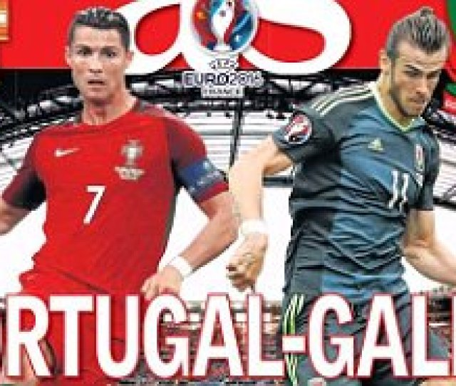 Time To Win Portuguese Press Stoke Up Huge Euro  Clash With