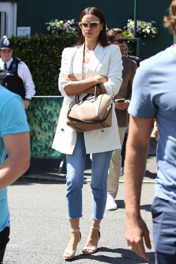 Kate Middleton' Mother Carole Dons Whites