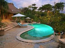 Pristine beaches, world-class surfing and a treetop spa ...