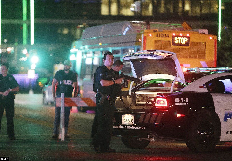 Micah Xavier Johnson the 25yearold who shot cops at Dallas Black Lives Matter  Daily Mail Online