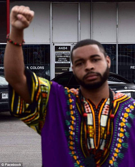 Micah Johnson, 25, from Mesquite, has been identified as the gunman