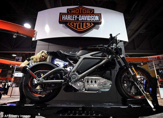 50cc Yamaha Wiring Diagram Harley Davidson Aim To Sell Electric Motorcycles Within 5