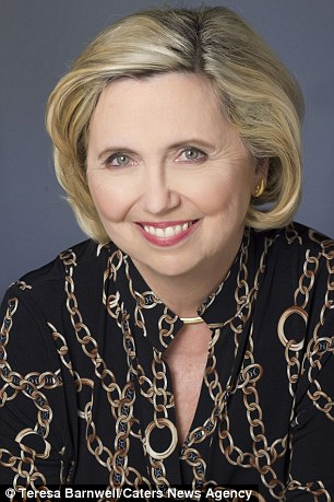 Barnwell quit her job in advertising to become a full-time Hillary Clinton impersonator