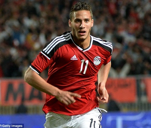 Stoke Are Close To Completing A Deal For Egypt Winger Ramadan Sobhi From Al Ahly